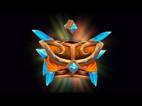 Dungeon Hunter 5   18 Hunter's Chest Opening   DH5   DH5 New Video 2019
