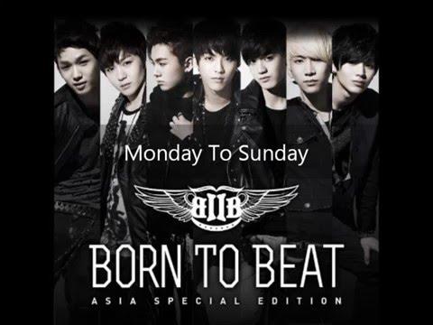 Born To Beat - BTOB - Full Album (Asia Special Edition)