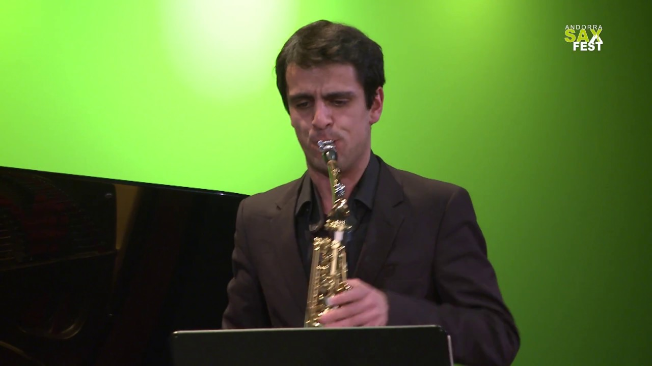 HARUTYUNYAN HARUTYUN - FIRST ROUND - IV ANDORRA INTERNATIONAL SAXOPHONE COMPETITION 2017