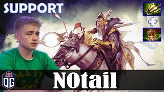 N0tail - Keeper of the Light Offlane   SUPPORT   Dota 2 Pro MMR Gameplay