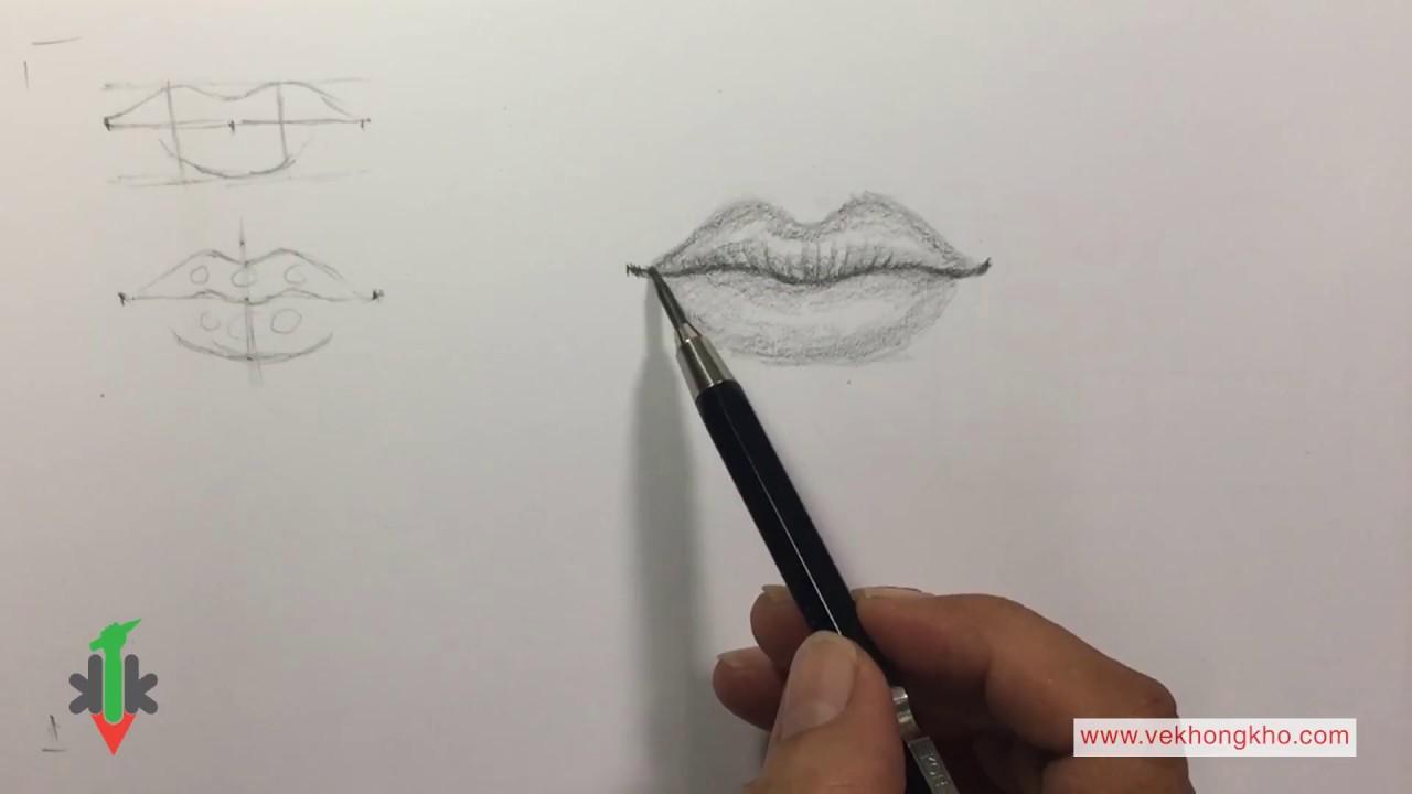 Hướng dẫn học vẽ nâng cao 06 - vẽ không khó