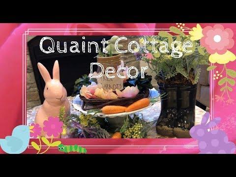 Spring Cottage  Decor