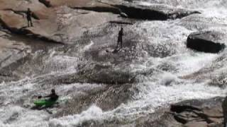 Class 6 World Record Kayaking