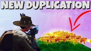 New Insane Duplication Glitch *NOT CLICKBAIT* Fortnite Save The World
