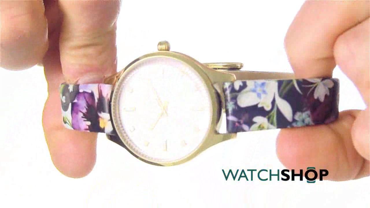 fff03b92c2986c Ted Baker Ladies  Zoe Watch (TE10031555) - YouTube