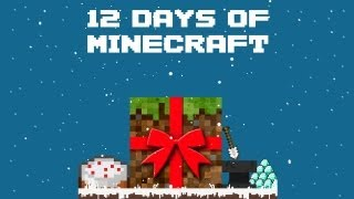 12 Days of (Minecraft) Christmas - A Parody