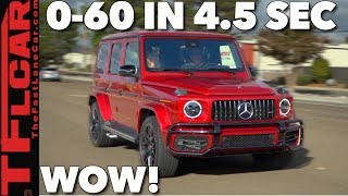 2019 Mercedes-AMG G63 Review: Is this New G-Class Monster Worth $170,000 Dollars?