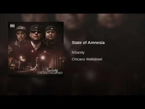 "Nsanity ""State of Amnesia"""