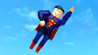 HOW TO BE SUPERMAN IN ROBLOXIAN HIGHSCHOOL!!