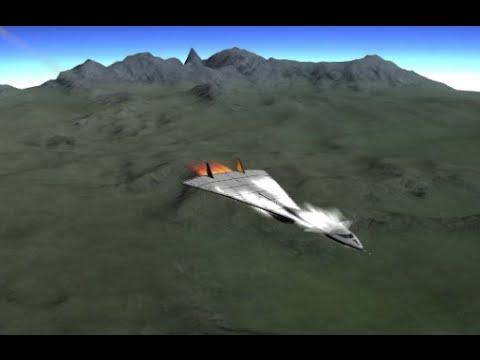 KSP XB-70 Valkyrie