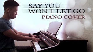 James Arthur - Say You Won't Let Go (piano cover by Ducci)