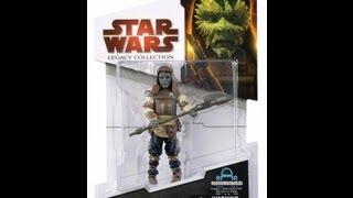 Star Wars Giran (Nikto) HD figure review | www.flyguy.net