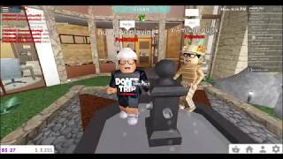First YT Video!- Hi! im Amanda, welcome! - ROBLOX
