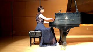 Igor Stravinsky, Rite of Spring (selections), arr. for solo piano by V. Leyetchkiss