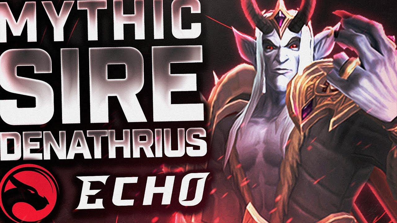 Download Echo vs Sire Denathrius | World 2nd Castle Nathria