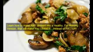 Low Fat Recipes | Quick And Easy Recipes-healthy Snack Ideas|healthy Guilt Free Beauty Dessert!