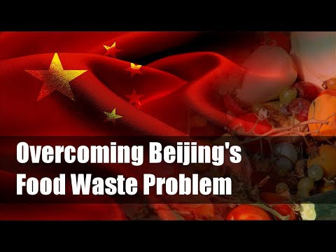 Overcoming Beijing's Food Waste Problem (Milan Pact - Beijing, China)