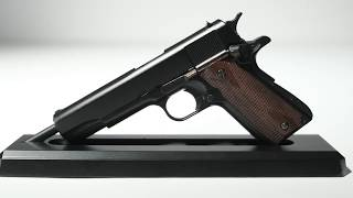RW Mini 1911 1/3 scale toy with no firing capabilities