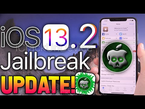 IOS 13.2 Jailbreak - Chronic Returns To Jailbreak IOS 13?! (Greenpois0n & Absinthe)