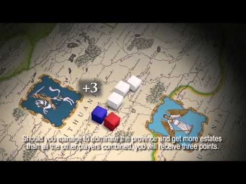 The Magnates: A Game of Power Trailer