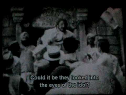 Eye on the Globe, Indiana Jones Advenuture, Riddle of the lost Tourists