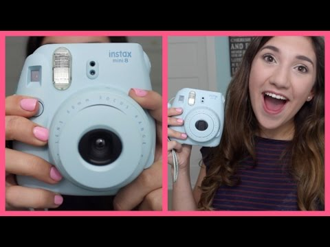 Fujifilm Instax Mini 8 Accessories, Tricks & MORE! ❀