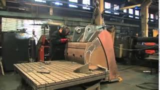 Производство ковшей для спецтехники