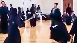 Kendo Women's Match5: US University Student vs Japan University Student