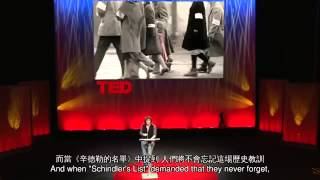 TED 中英雙語字幕:  Beeban Kidron  電影共通的非凡之處
