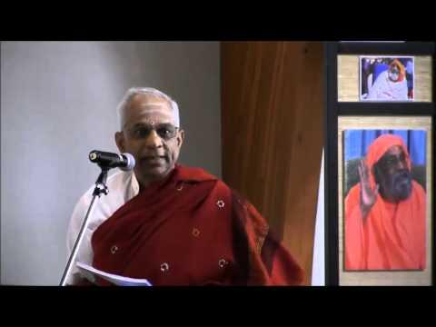 Swami Dayananda Saraswati -- Prayer Meeting