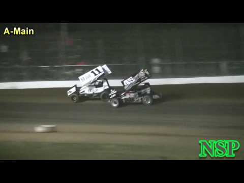 July 2, 2016 Ascs National Sprints A-Main Grays Harbor Raceway