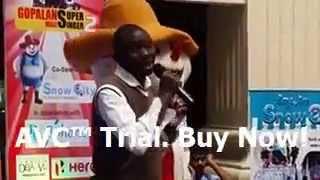 Huttidare Kannada Nadalli Song by an African