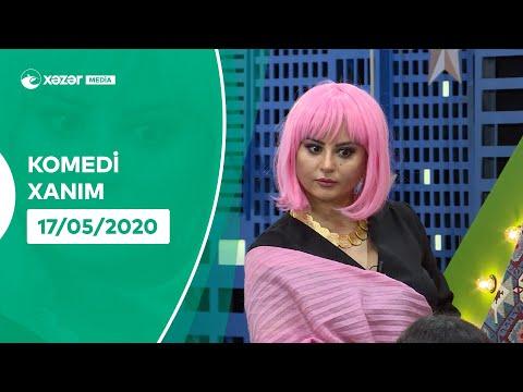 Komedixanım (1-ci Bölüm) 17.05.2020