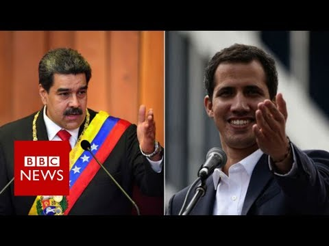 Venezuela crisis: Is Maduro or Guaidó in charge? - BBC News