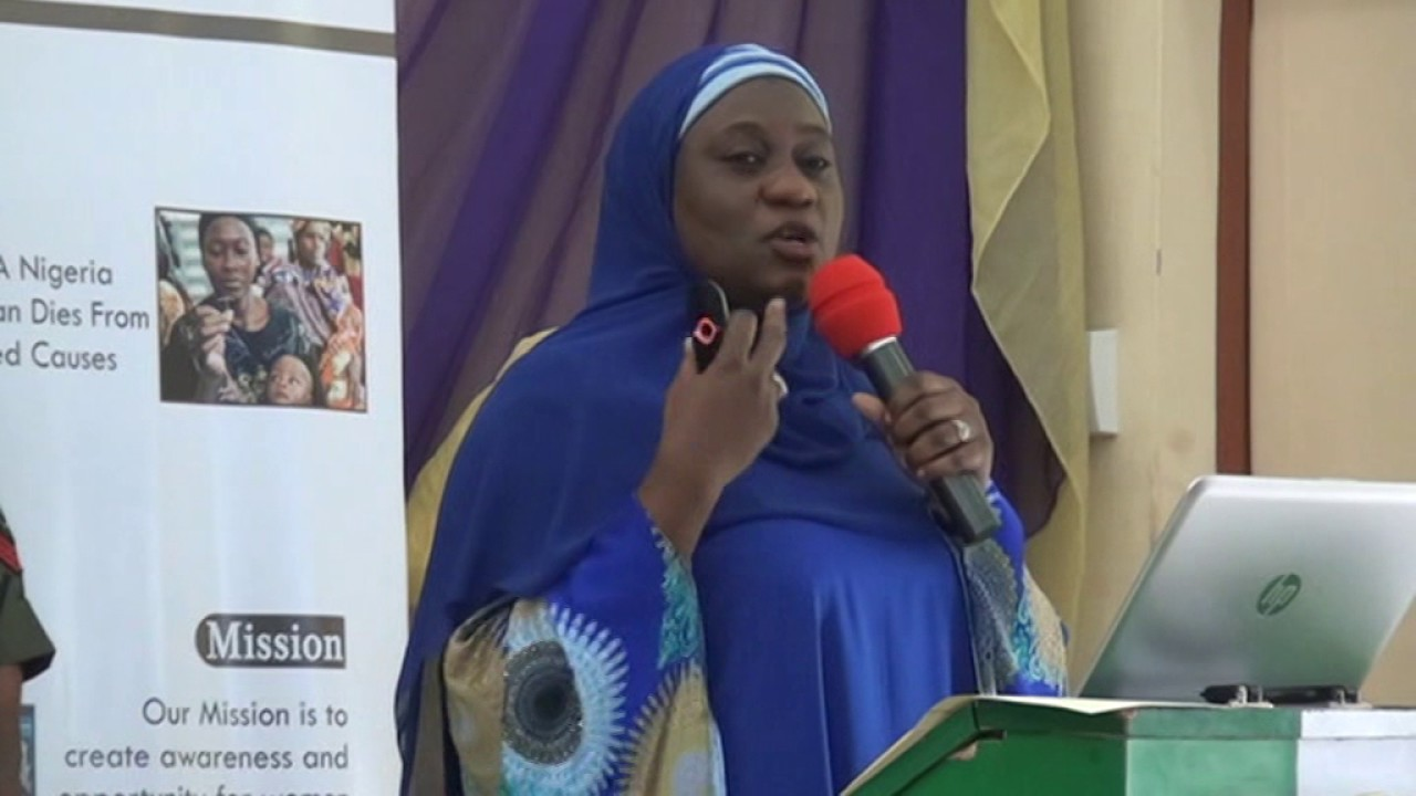 Download Public Lecture By: Her Excellency Dr. Amina Abubakar Bello MBBS; FWACS - Part  2