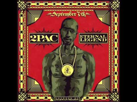 2Pac - My Prophecy ft  Kadafi & Edi Prod  by Dae One (Eternal Legend)