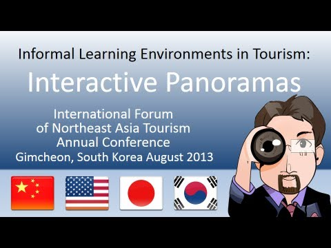 Informal Learning Environments in Tourism: Interactive Panoramas