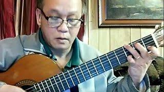 Phút Cuối (Lam Phương) - Guitar Cover by Bao Hoang