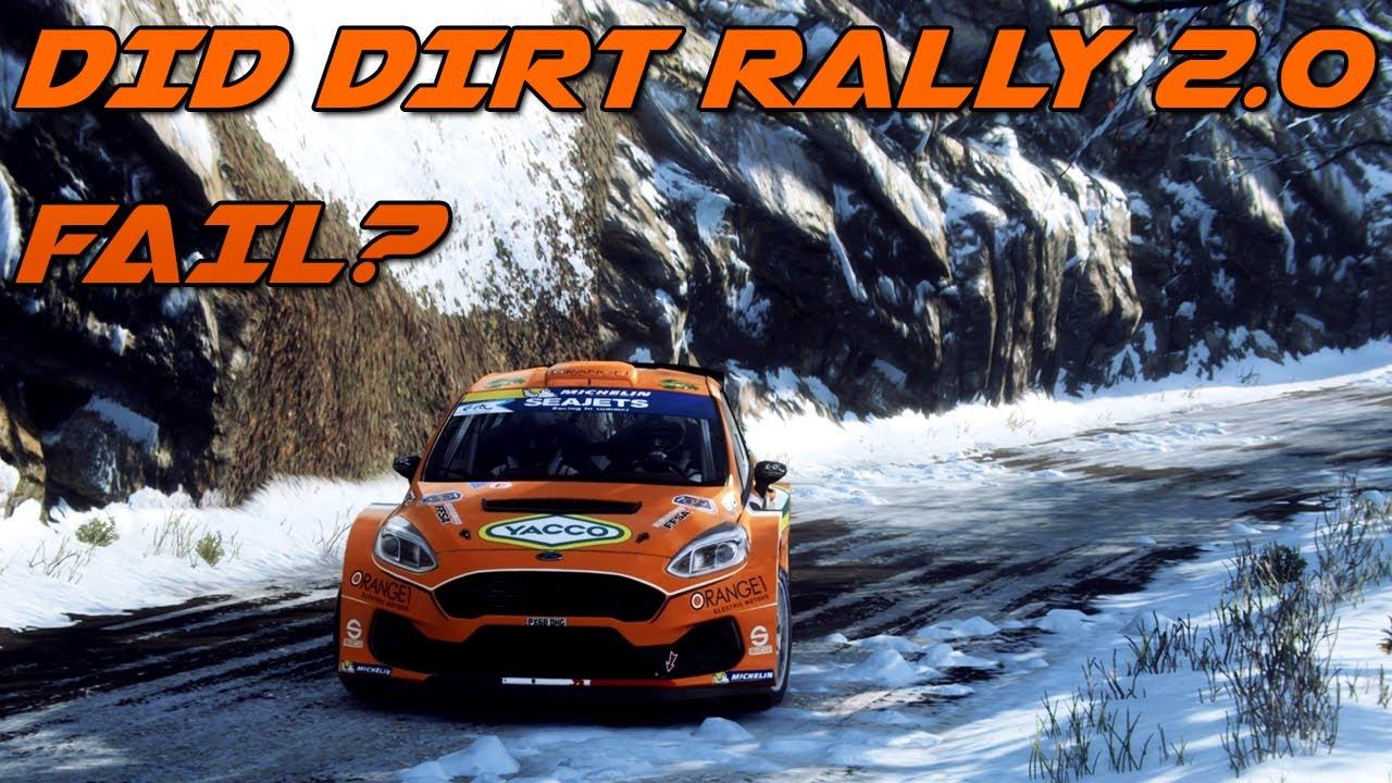 Dirt Rally 2.0 Success Or Failure?