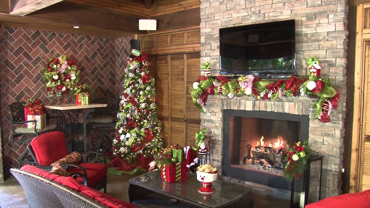 outdoor living sams club commercial for christmas 2012 - Sams Club Christmas Decorations