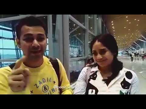 Gala Premier Rafathat Movie di Malaysia Raffi Ahmad Bocorkan Buat Film Horor bareng Nagita Slavina