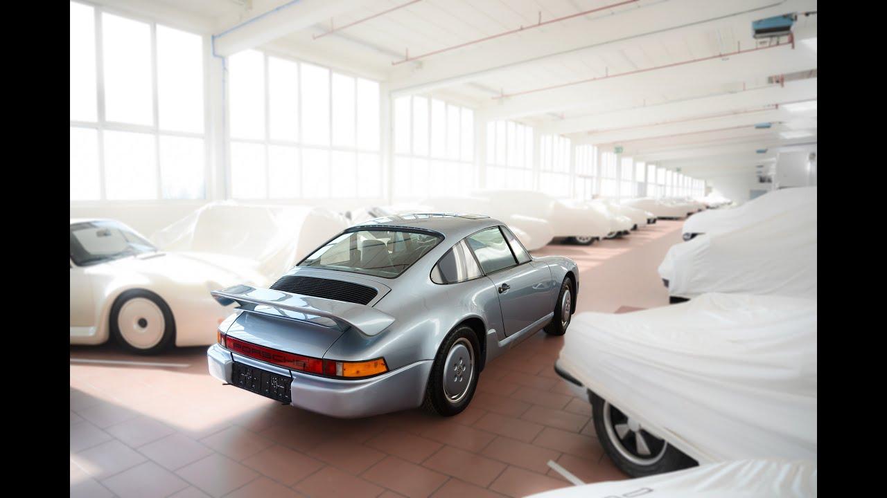 Porsche 911 Secrets: Aerodynamic concept