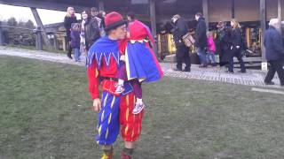 Caerphilly Castle - Fiery Jack 2012