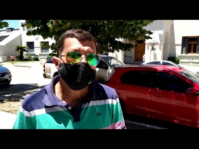 EZEQUIEL DONOSO, SUBSECRETARIO DE DEPORTES: POR AHORA SAN ESTEBAN NO ABRE SU BALNEARIO