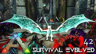 ARK: SURVIVAL EVOLVED - GIANT FROST WYVERN EVOLUTION   ARK EXTINCTION ETERNAL E42