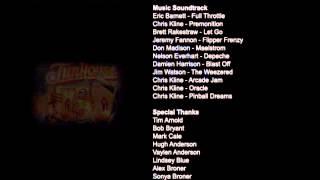 Williams Pinball Classics Credits