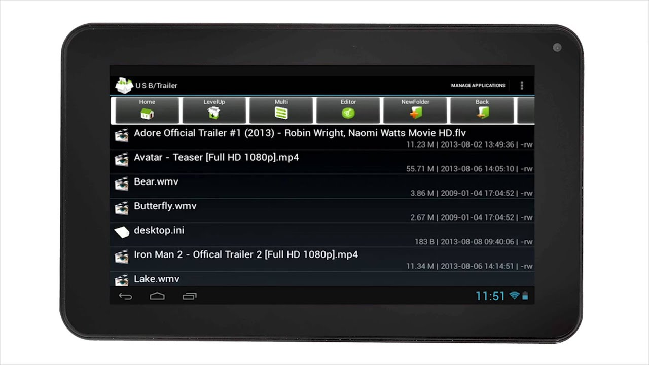 RCA Tablets | USB Drive and SD Operation On Your RCA Tablet (Android 4 1)