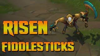 Risen Fiddlesticks | Skin Spotlight [GER][HD]
