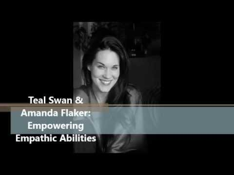 Teal Swan's Advice for Empaths (with host Amanda Flaker)