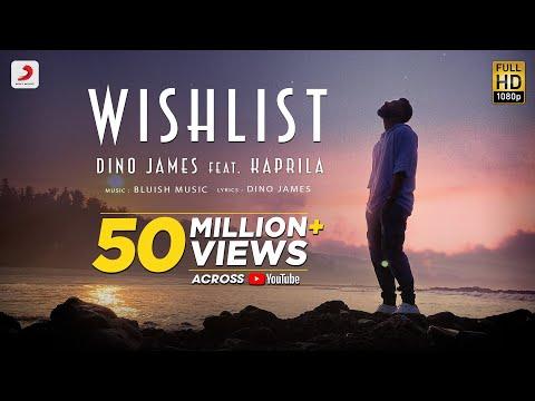 Dino James – Wishlist feat Kaprila
